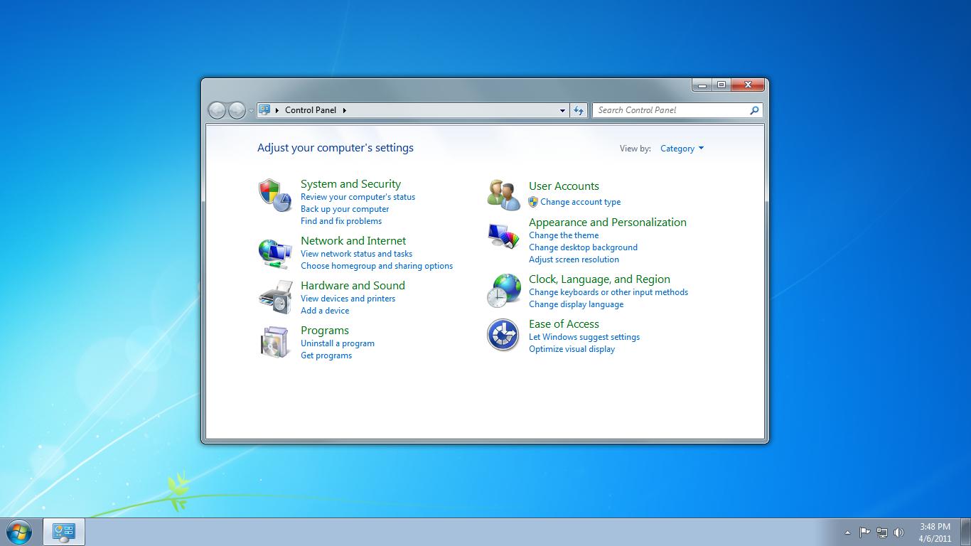 Windows 8 PC Settings – Patrick Wujcik Portfolio